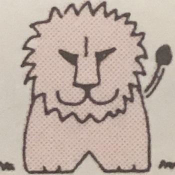 ポレポレのライオンマーク