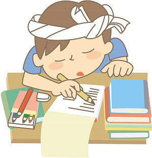 大学受験勉強のやる気が出ない原因は?今すぐにやる気を出す魔法の対策