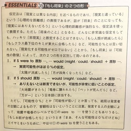 今井の英文法教室のEssentials