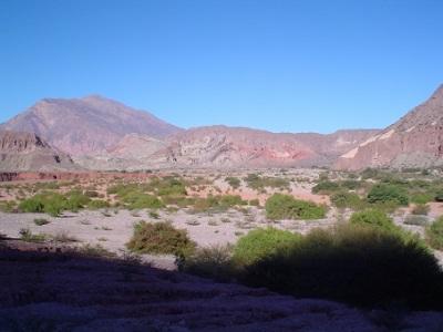 高山気候 アンデス山脈