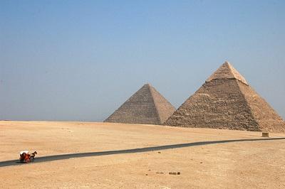 乾燥気候 エジプト カイロ