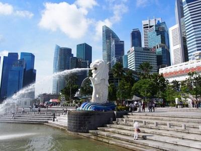 熱帯気候 シンガポール
