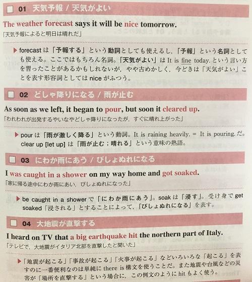 英作文で使える表現